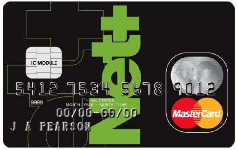 Cartao Pre-pago Neteller Net+