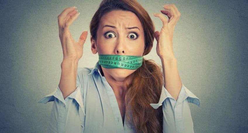 Dieta - 10 erros comuns que voce nao deve cometer