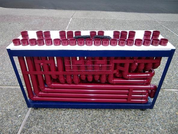 Instrumento de PVC