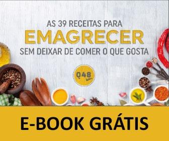 Ebook Grátis - 39 Receitas para Emagrecer