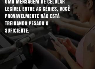 Frases de motivação - enviar uma mensagem de celular