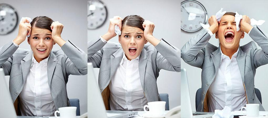 Estresse no trabalho - como combater