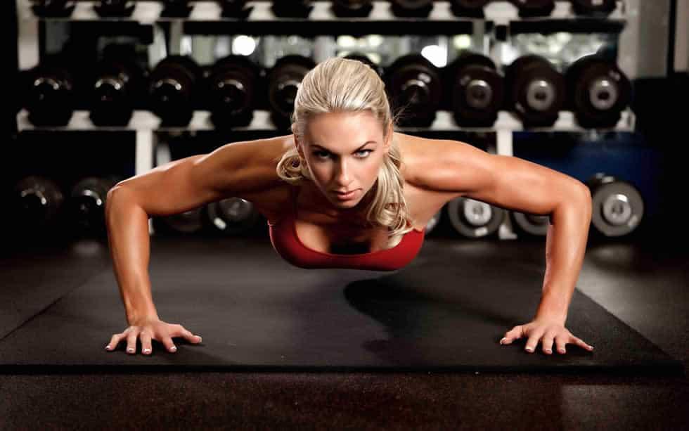 O exercício de flexões que num mês muda a sua vida