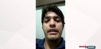 Inglês do Jerry - Depoimento do aluno Leandro Benedix