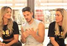 Vinícius Possebon entrevista Suelen (-23kg) e Andressa (modelo fitness)