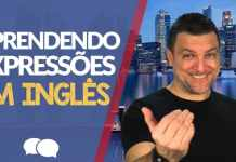 Expressões em inglês: Curso de Inglês Gratuito - Parte 8