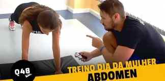 exercícios para chapar a barriga