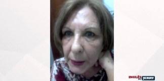 Depoimento da aluna Clarice Cruz - Inglês do Jerry