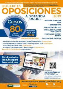 Cartel Prodidac 2018-19