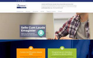 Web Prodidac