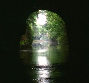 Light end Tunnel Image