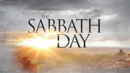 The Sabbath Day Image