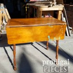 Farmhouse Drop Leaf Table Updated Prodigal Pieces