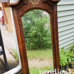 Upcycled Dresser Mirror Found Curbside Prodigal Pieces
