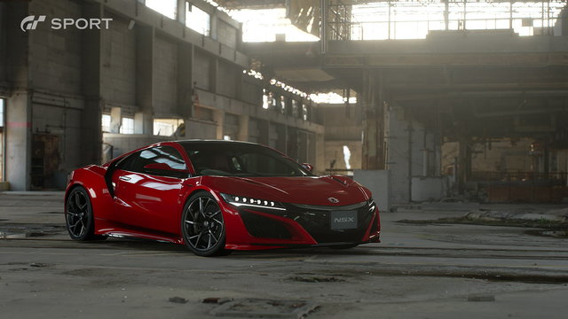 Gran Turismo Sport PS4 Pro Port Has Two Graphical Modes 4K 60FPS And