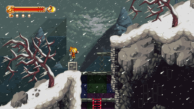Iconoclasts Cheat Gives Infinite Health, Resources, One Hit Kill And