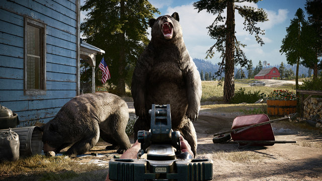 Far Cry 5 - How To Get The Primal Outfit Costume From