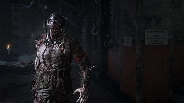 Call Of Duty: WW2 Shadowed Throne
