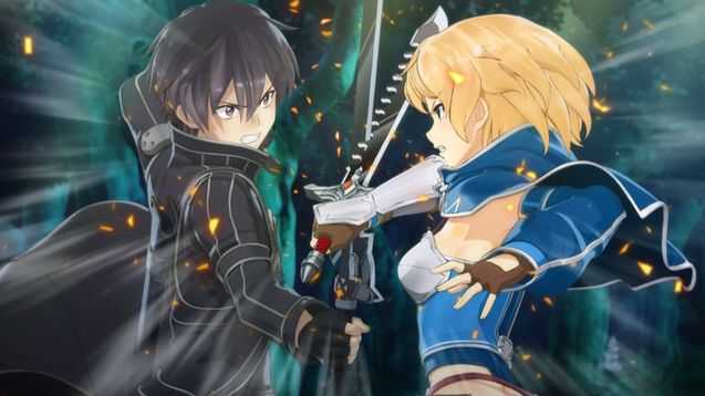 Sword Art Online Re: Hollow Fragment - Locations For All The Weapons |