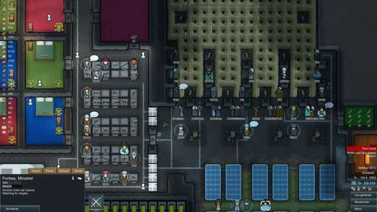 Rimworld - Guide On How To Prevent Food Poisoning  
