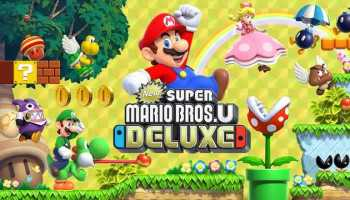 New Super Mario Bros U Deluxe - Unlock Characters, Items And