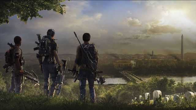 The Division 2 - How To Invite Friends Into Your Group Party |
