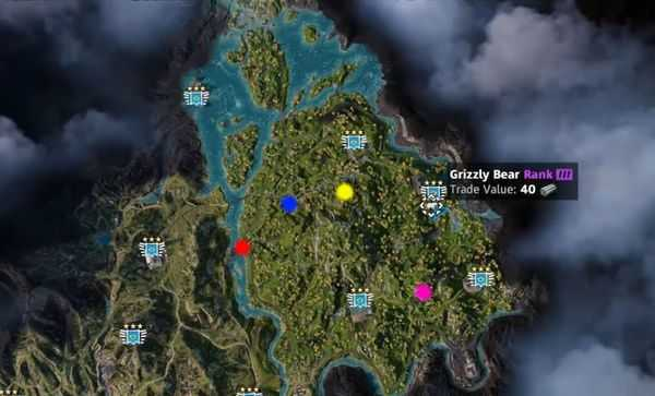 Far Cry New Dawn Location Of All Treasure Hunts And Their Solution