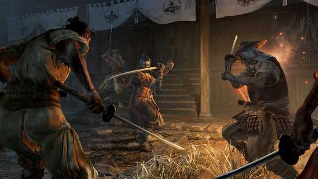 Sekiro Shadows Die Twice How To Get All Four Ending