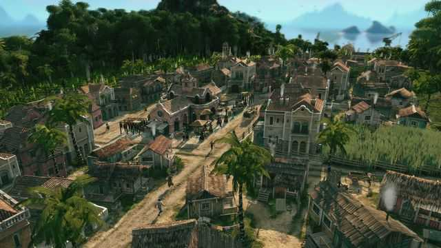 Anno 1800 - Managing Resources To Create Complex Products Faster |
