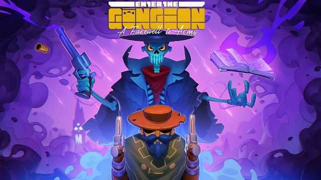 Enter The Gungeon Unlock Gunslinger