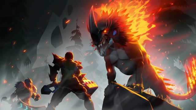 Dauntless - How To Farm And Get Smoldering Bloodhide |