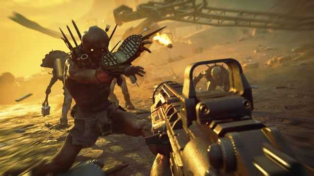 Rage 2 All Weapons Location