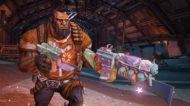 Borderlands 2 Commander Lilith DLC - How To Get Overcompensator |