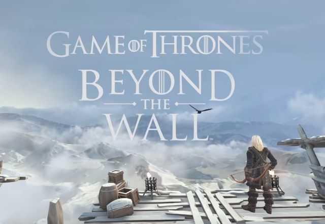 GOT: Beyond the wall