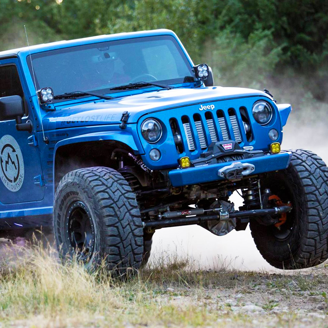 Jeep Wrangler Jk >> Jeep Wrangler Jk 3 6l Stage 2 Turbo Kit Prodigy Performance