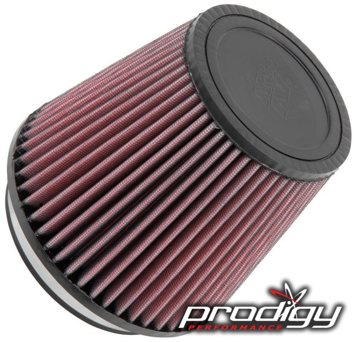 Jeep Wrangler Air Intake Filter for Prodigy Performance Turbo Kit