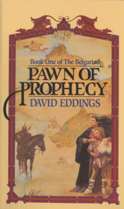 Pawn of Prophecy (Belgariad Series #1)