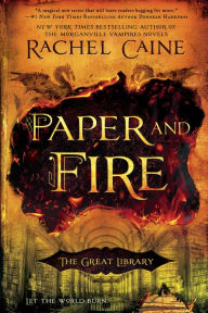 Paper and Fire (Great Library Series #2)