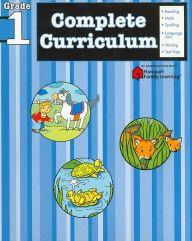 Complete Curriculum: Grade 1 (Flash Kids Complete Curriculum Series)