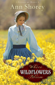 Where Wildflowers Bloom (Sisters at Heart Book #1): A Novel