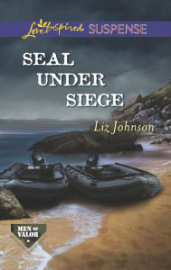 SEAL Under Siege (Love Inspired Suspense Series)
