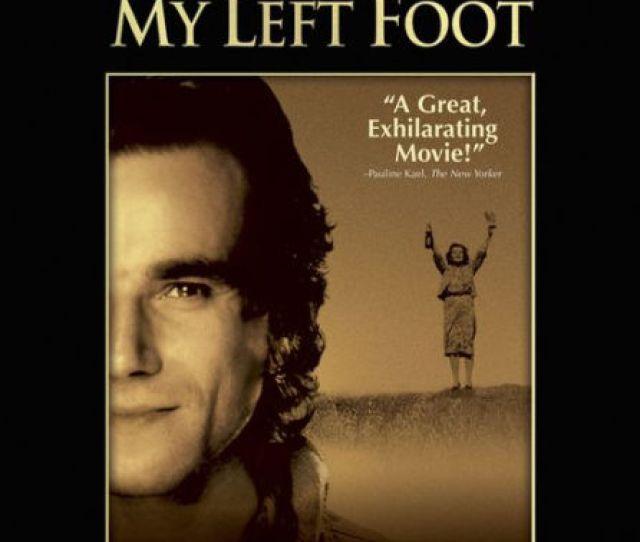 My Left Foot By Jim Sheridan Daniel Day Lewis Ray Mcanally Brenda Fricker 31398137795 Dvd Barnes Noble
