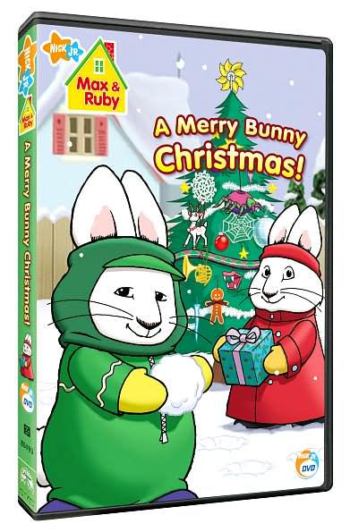 Max Amp Ruby A Merry Bunny Christmas 97368519329 DVD