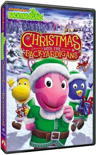 Backyardigans Christmas With The Backyardigans