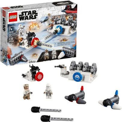Lego Star Wars Tm Action Battle Hoth Generator Attack 75239