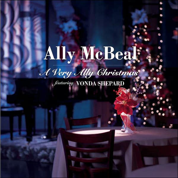 Ally McBeal A Very Ally Christmas Featuring Vonda Shepard