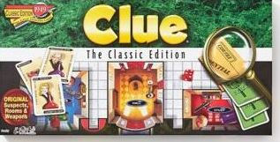 Clue Classic Edition   714043011373   Item   Barnes   Noble     Clue Classic Edition
