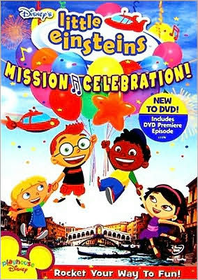 Little Einsteins Mission Celebration 786936702644