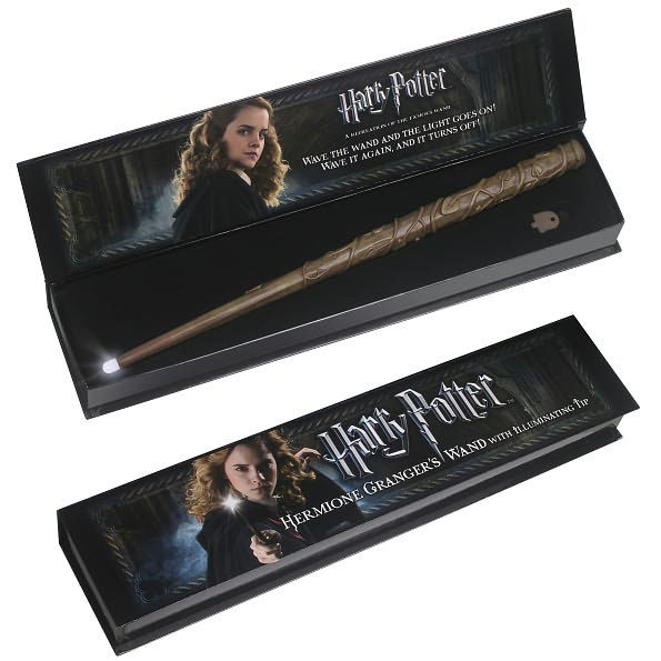 Harry Potter Illuminating Wand Hermione Granger