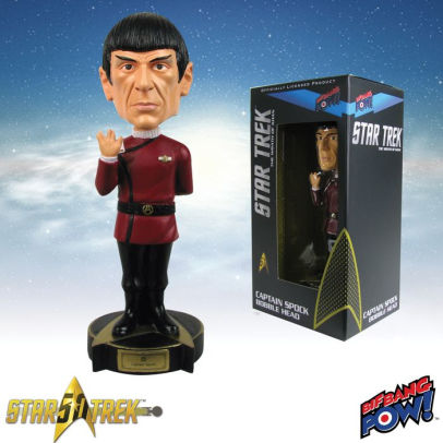 Star Trek II: The Wrath of Khan Spock Bobble Head